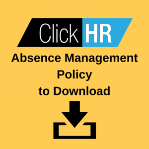 AbsencePolicy