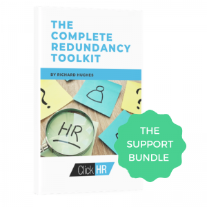 Downloadable Redundancy Toolkit and Staff Training Package